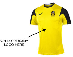 JOMA Kit Shirt Sponsor